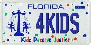 Kids Deserve Plate