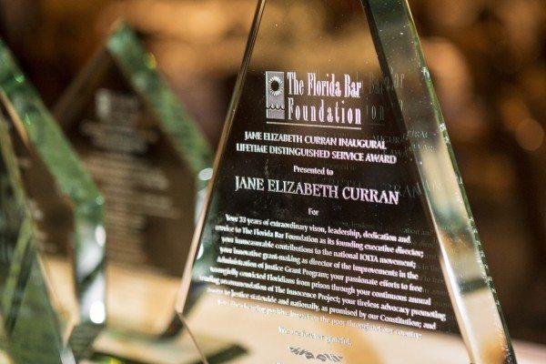 Jane Elizabeth Curran Distinguished Service Award
