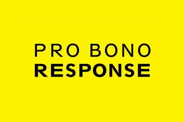 probonoreponse