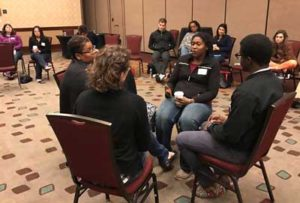 Legal aid attorneys at the Florida's inaugural Racial Justice Fellowship